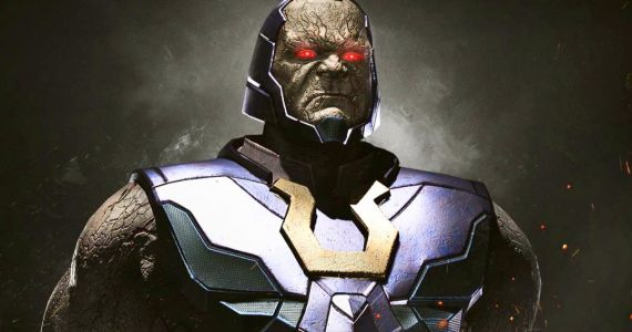 Darkseid Officially Revealed in Justice League Snyder Cut