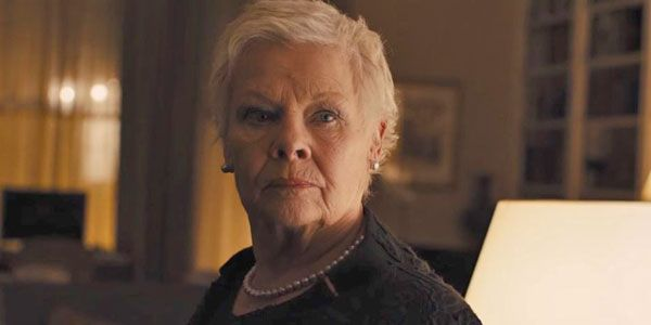 Judi Dench Always Has To Correct One Fact About Her Time On The James Bond Movies