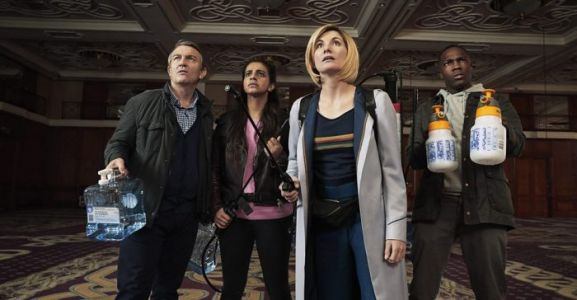 Upcoming 'Doctor Who' Holiday Special Officially Moved to New Year's Day