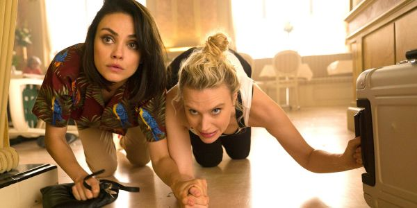The Spy Who Dumped Me Trailer: Mila Kunis & Kate McKinnon Join Forces
