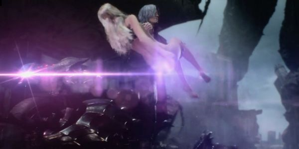 Devil May Cry 5's PS4 Version Was Weirdly Censored