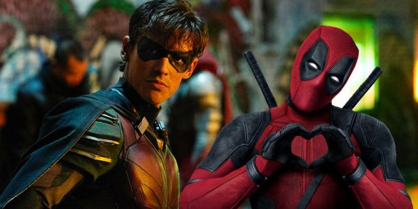 DC's Titans Has The Perfect Response To Deadpool 2's 'So Dark' Dig