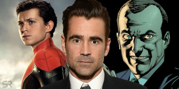 Casting The MCU's Green Goblin: Colin Farrell Would Be The Perfect Norman Osborn