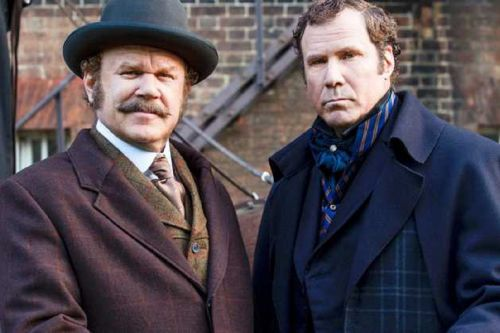 Will Ferrell & John C. Reilly Are Together Again In New 'Holmes & Watson' Trailer