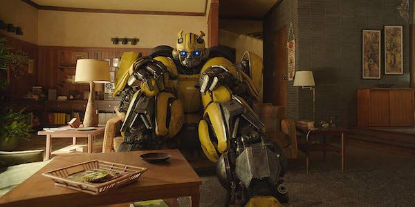 The Actor Voicing BUMBLEBEE In The TRANSFORMERS Spinoff Has Been Revealed