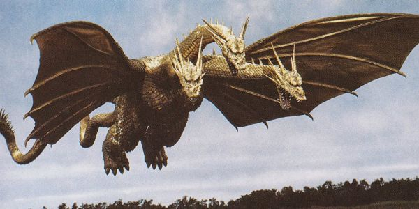 Ghidorah's Godzilla 2 Look is Different From Classic Designs in New Image