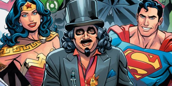 Horror Host Svengoolie Joins The DC Universe This Halloween
