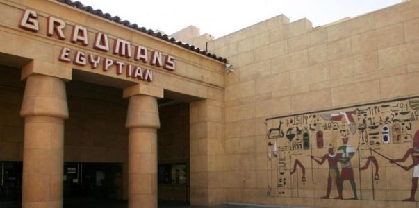 Netflix Closes Deal to Buy Hollywood's Historic Egyptian Theater