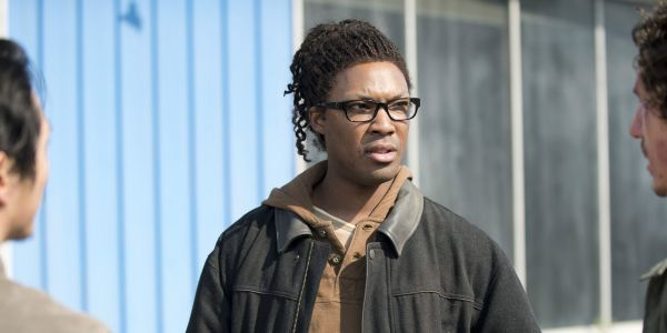The Walking Dead May Have Just Revealed Where Heath Went