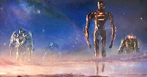 Eternals Is the Most Sci-Fi MCU Movie Ever Says Kumail