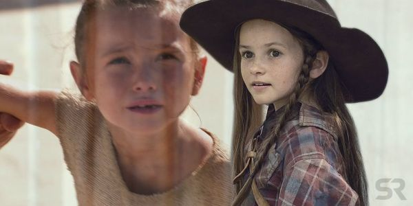 The Walking Dead's New Star Also Played Young Rey In The Force Awakens