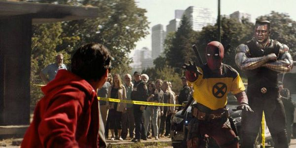 Deadpool 'Joins' the X-Men in New Deadpool 2 Image