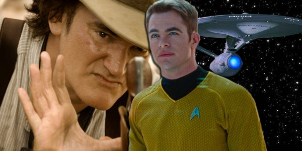 Tarantino's Star Trek Script is Set in the 'Chris Pine Timeline'