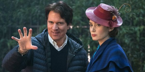Mary Poppins Returns Interview: Director Rob Marshall