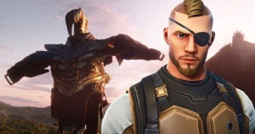 Avengers: Endgame Trailer Gets Fortnite TreatmentA nearly