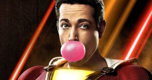 New Shazam Poster Wants You to Just Say the WordA brand new
