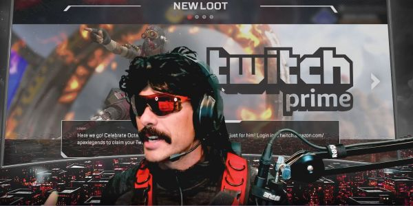 Dr Disrespect Calls Ninja Joining Mixer A Bad Decision