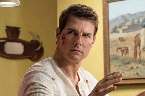 Amazon to Develop 'Jack Reacher' Series Based on Lee Child's Novels