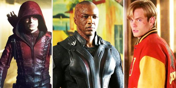 17 Characters Who Completely Disappeared From Superhero Shows