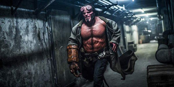 David Harbour Doesn't Know If His Hellboy Is A Good Person