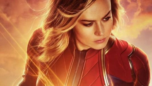 Witness the Rise of A Hero in New Captain Marvel TV Spot