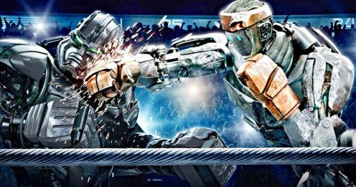Hugh Jackman's Real Steel Super Cut Delivers Nothing But