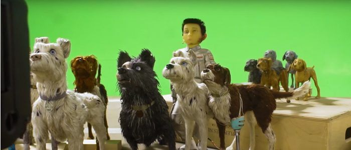 'Isle of Dogs' Featurette: See The Work That Goes Into Creating These Very Good Dogs