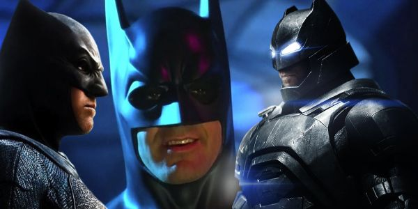 George Clooney Tried to Convince Ben Affleck Not to Play Batman