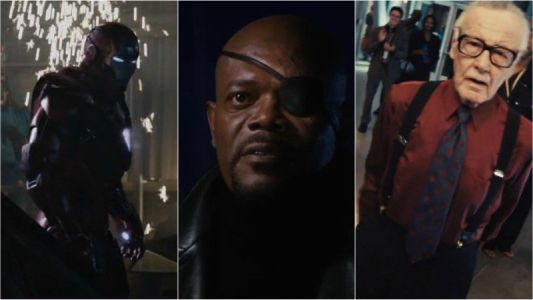 All of the Easter Eggs in Iron Man Movies