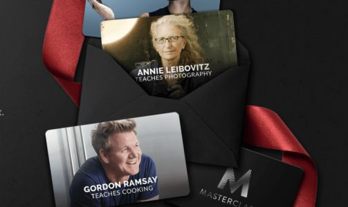Need a Last Minute Gift? Give Online Courses Created by Cultural Icons Like Annie Leibovitz, Herbie Hancock, Werner Herzog and Many More