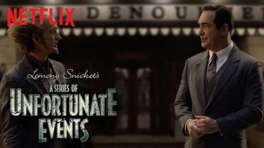 A Series of Unfortunate Events Sets Premiere Date for Final Season