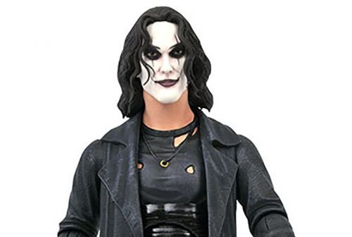 New Diamond Select Figures Include The Crow, John Wick & More!