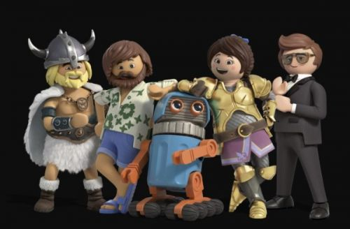Playmobil Movie trailer