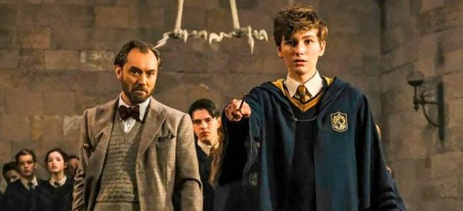 'Fantastic Beasts: The Crimes of Grindewald' Reveals a Young Newt Scamander Who Isn't Eddie Redmayne