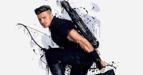 Hawkeye's Ronin Costume Revealed in Avengers 4 LEGO