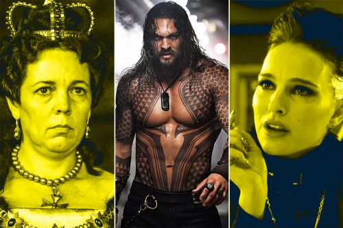 New Movies on Demand: 'Aquaman,' 'Vox Lux,' 'The Favourite,' and More