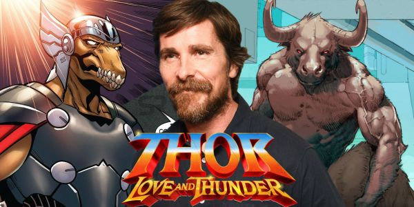 Thor 4: Marvel Characters Christian Bale Could Play In Love & Thunder