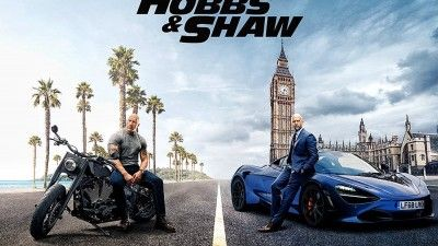 Hobbs & Shaw Hate Each Other But Will Save The World Anyway