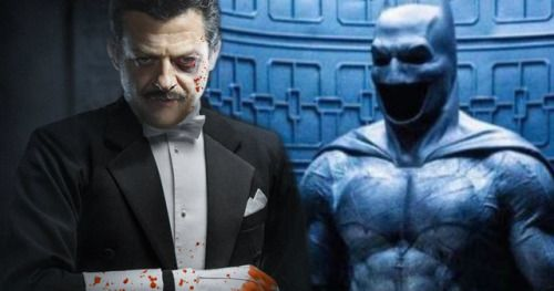 Andy Serkis Confirmed as Alfred Pennyworth in The