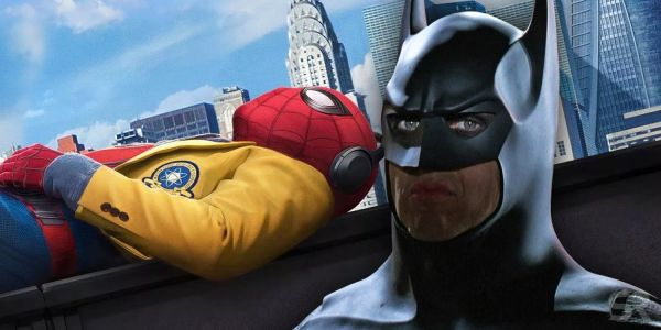 Spider-Man: Homecoming Deleted Outtake Featured Batman Easter Egg
