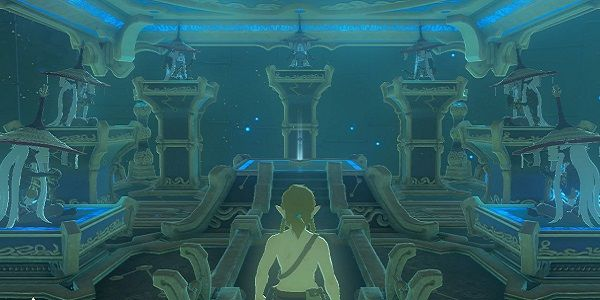 Legend Of Zelda: Breath Of The Wild Is Hiding A Clever Ocarina Of Time Easter Egg