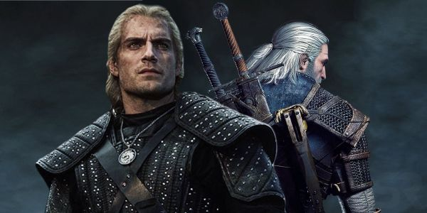 The Witcher's Silver Sword Confirmed in New Image | ScreenRant