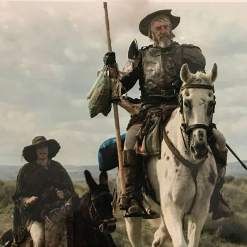 Terry Gilliam's The Man Who Killed Don Quixote
