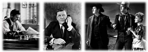 George Bancroft: What a Star, What a Character!