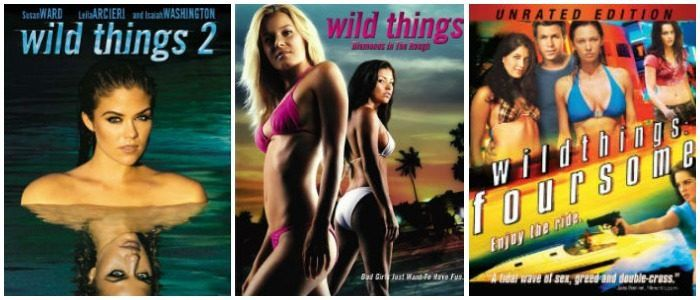 'Wild Things' is a Blackly Comic Masterpiece; Its Three Sequels Are Also Movies Set in Florida