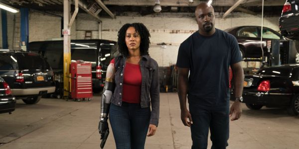 Simone Missick Interview: Marvel's Luke Cage Season 2