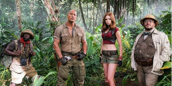 Jumanji Passes Spider-Man: Homecoming At U.S. Box Office