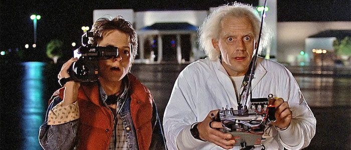 'Back to the Future 4': Christopher Lloyd Still Wants to Make a Climate Change-Focused Sequel