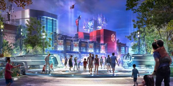 Disney Confirms More Marvel Theme Park Details, Captain Marvel and Doctor Strange Among the Line-Up