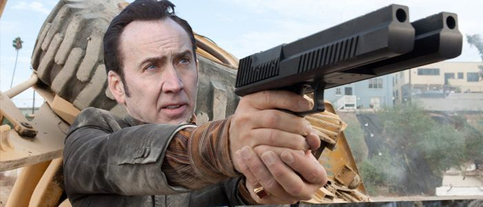 Nicolas Cage Almost Starred in 'Green Hornet', Which Sounds Like It Would Have Been Wild